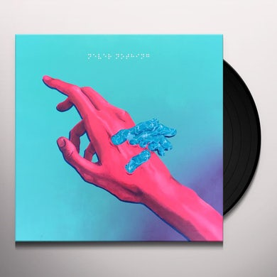 Super Whatevr NEVER NOTHING Vinyl Record