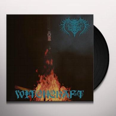 Obtained Enslavement WITCHCRAFT Vinyl Record
