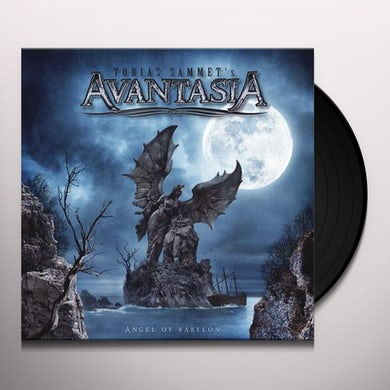 ANGEL OF BABYLON Vinyl Record