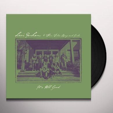 Levi Parham IT'S ALL GOOD Vinyl Record