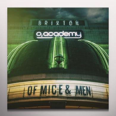Of Mice And Men LIVE AT BRIXTON Vinyl Record