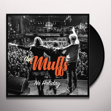 NO HOLIDAY Vinyl Record