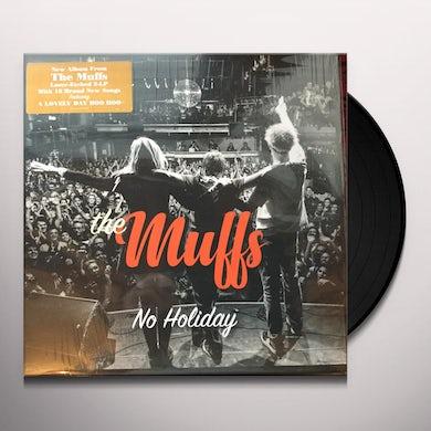 Muffs NO HOLIDAY Vinyl Record