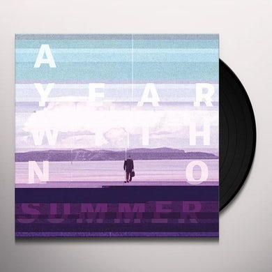 OBSIDIAN KINGDOM YEAR WITH NO SUMMER Vinyl Record