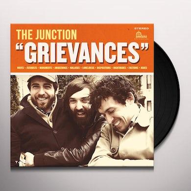 Junction GRIEVANCES Vinyl Record