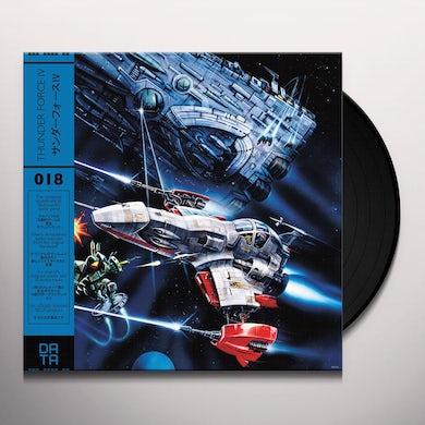 Thunder Force Iv / O.S.T. THUNDER FORCE IV / Original Soundtrack Vinyl Record