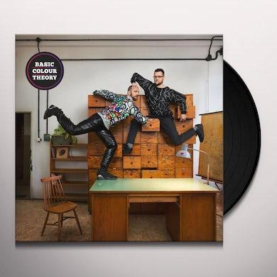 Catz 'n Dogz BASIC COLOUR THEORY Vinyl Record