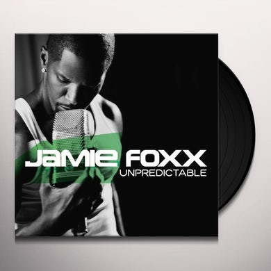 Jamie Foxx UNPREDICTABLE Vinyl Record
