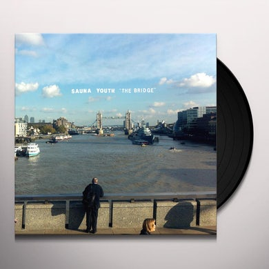 Sauna Youth BRIDGE Vinyl Record - UK Release
