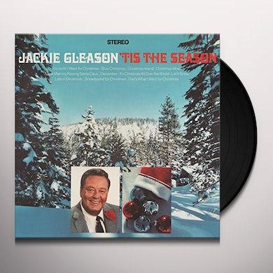 Jackie Gleason TIS THE SEASON Vinyl Record