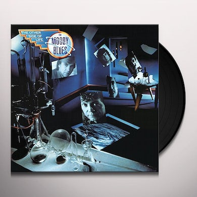 The Moody Blues OTHER SIDE OF LIFE Vinyl Record