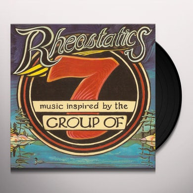 Rheostatics MUSIC INSPIRED BY THE GROUP OF SEVEN Vinyl Record