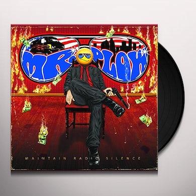 Mr.Plow MAINTAIN RADIO SILENCE Vinyl Record