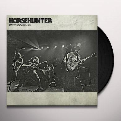 HORSEHUNTER DAY OF DOOM LIVE Vinyl Record