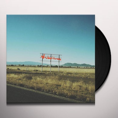 MOUNTAINS & PLAINS Vinyl Record