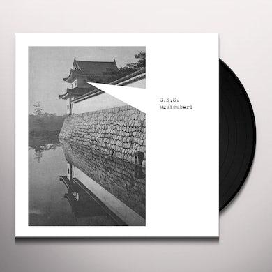 Gesellschaft Zur Emanzipation Des Samples UGUISUBARI Vinyl Record