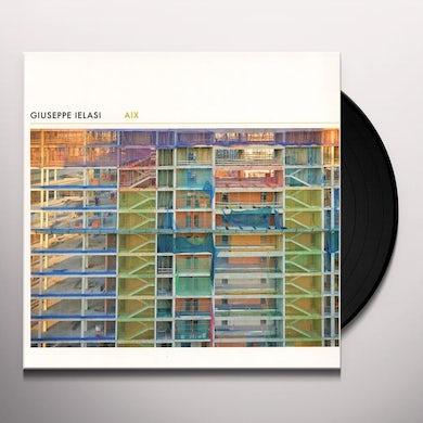 Giuseppe Ielasi AIX Vinyl Record