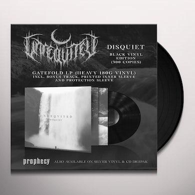 DISQUIET Vinyl Record