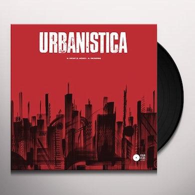 Gerardo Iacoucci URBANISTICA / Original Soundtrack Vinyl Record