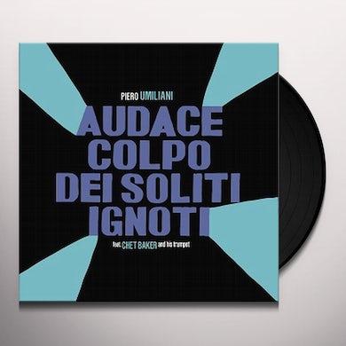 Piero Umiliani AUDACE COLPO DEI SOLITI IGNOTI / Original Soundtrack Vinyl Record