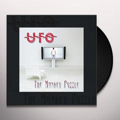 Ufo MONKEY PUZZLE Vinyl Record