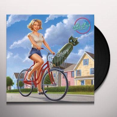 okay. (LP) Vinyl Record