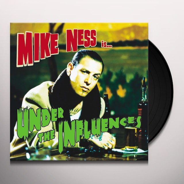 Mike Ness UNDER THE INFLUENCES Vinyl Record