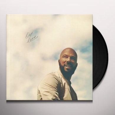 Common LET LOVE Vinyl Record