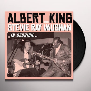 Albert King IN SESSION Vinyl Record