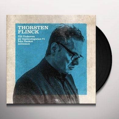 Thorsten Flinck TILL FLICKORNA PA UPPLANDSGATAN 71 Vinyl Record