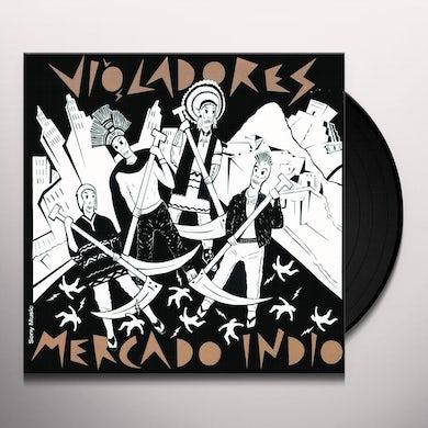 Los Violadores MERCADO INDIO Vinyl Record