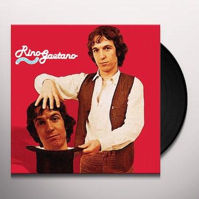 Rino Gaetano NUNTEREGGAE PIU Vinyl Record