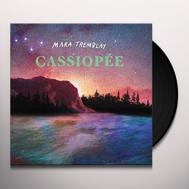 CASSIOPEE Vinyl Record