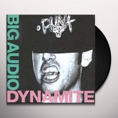 Big Audio Dynamite F-PUNK Vinyl Record