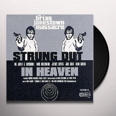 The Brian Jonestown Massacre STRUNG OUT IN HEAVEN Vinyl Record