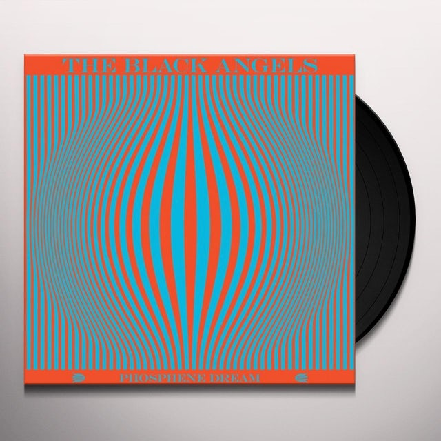 Black Angels PHOSPHENE DREAM Vinyl Record
