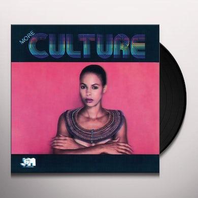 MORE CULTURE Vinyl Record