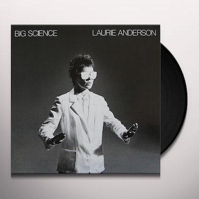 BIG SCIENCE Vinyl Record