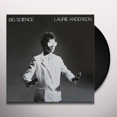 Laurie Anderson BIG SCIENCE Vinyl Record