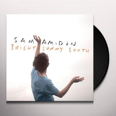Sam Amidon BRIGHT SUNNY SOUTH Vinyl Record