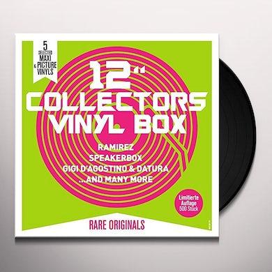 12 Collectors Vinyl Box RAMIREZ / SPEAKERBOX) Vinyl Record