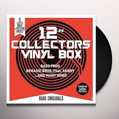 12 Collectors Vinyl Box BASS FROG/BENASSI BROS) Vinyl Record