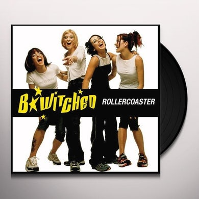 B*Witched ROLLERCOASTER (X4) Vinyl Record