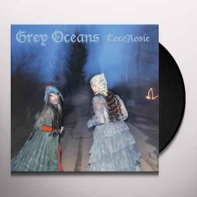 Cocorosie GREY OCEANS Vinyl Record