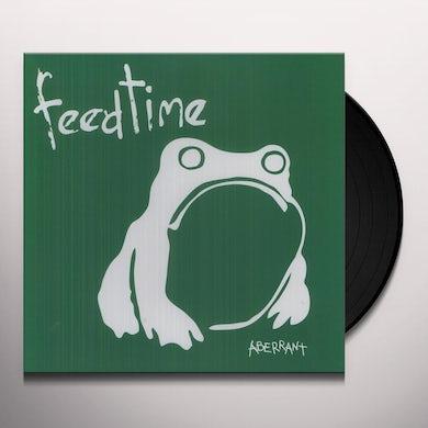 Feedtime ABERRANT YEARS Vinyl Record