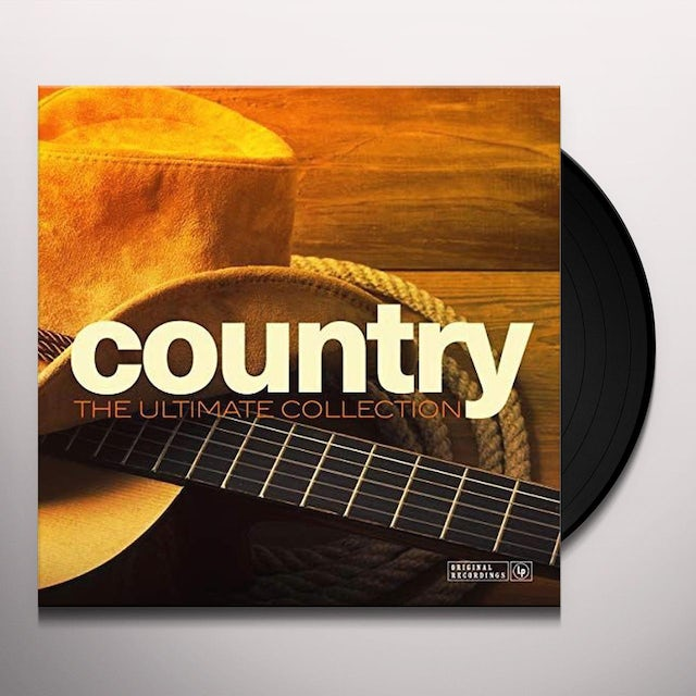 Ultimate Country Collection / Various