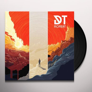 Dark Tranquillity MOMENT Vinyl Record