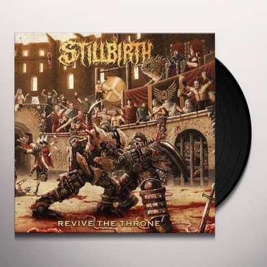 Revive The Throne Vinyl Record
