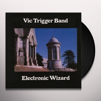 Vic Band Trigger ELECTRONIC WIZARD Vinyl Record