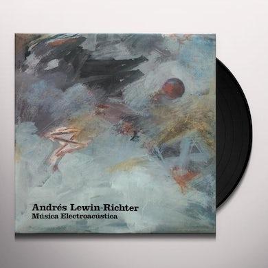 MUSICA ELECTROACUSTICA Vinyl Record